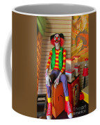Creepy Clown Coffee Mug