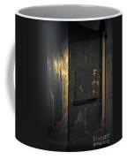 Creepy Door Coffee Mug