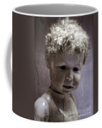 Creepy Old Doll Coffee Mug