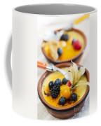 Creme Brulee Dessert Coffee Mug