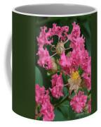 Crepe Myrtle Macro Coffee Mug