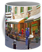 Crepes Et Fondues In Old Montreal-qc Coffee Mug