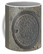 Crescent City Water Meter Coffee Mug