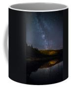 Crescent Lake Midnight Coffee Mug