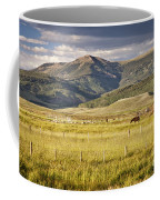 Crested Butte Ranch Coffee Mug