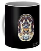 Crested Goose Fighter Coffee Mug