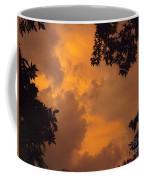 Cresting The Storm Clouds Coffee Mug