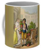 Cries Of London The Garden Pot Seller Coffee Mug