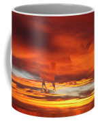 Crimson Fever Coffee Mug