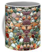 Crimson Field Stone Coffee Mug
