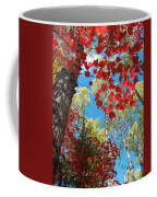 Crimson Foliage Coffee Mug