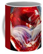 Crimson Orb Coffee Mug