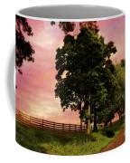 Crimson Sky Coffee Mug