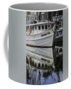 Crimson Tide And Reflection Coffee Mug