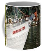 Crimson Tide Bow Coffee Mug