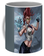 Crimson Viper Coffee Mug