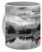 Crinan Canal Scotland Coffee Mug