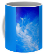 Cris Cross Clouds IIi Coffee Mug