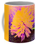 Crisantemo Dorado Coffee Mug