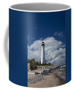 Crisp Point Lighthouse 15 Coffee Mug