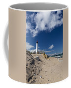 Crisp Point Lighthouse 18 Coffee Mug