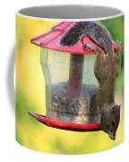 Critter Acrobat Coffee Mug