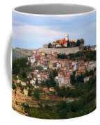 Croatian City Motovun  Coffee Mug