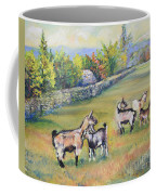 Croatian Goats Coffee Mug