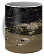 Crocodile   #7282 Coffee Mug