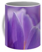 Crocus Edge Coffee Mug
