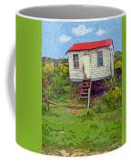 Crooked Little House - Orange Cats Coffee Mug