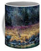 Crooked River At Smith Rock Coffee Mug