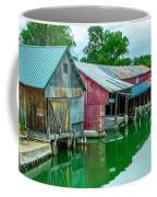 Crooked River Marina Coffee Mug