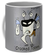 Crooked Tooth Coffee Mug by Anthony Falbo