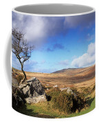 Crooked Tree At Feather Tor, Staple Coffee Mug