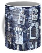 Crooks In Machines  Coffee Mug
