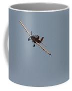 Crop Duster Turn Coffee Mug
