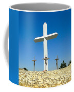 Cross 190 Ft Tall Coffee Mug