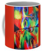 Cross-circuiting Emotions Coffee Mug