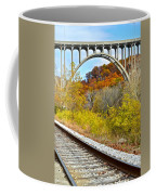 Cross Country Coffee Mug
