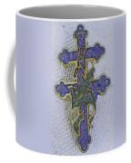 Cross Of Lorraine 1 Coffee Mug