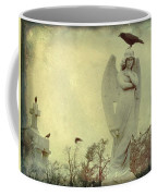 Cross Or Angel Coffee Mug