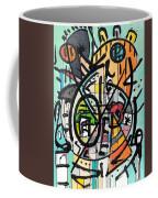 Cross Section Of Time Coffee Mug