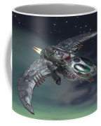 Cross Wing Coffee Mug