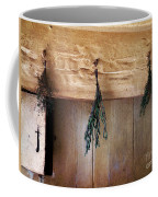 Crossbeam With Herbs Drying Coffee Mug