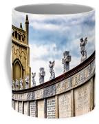 Crosses And Angels Coffee Mug