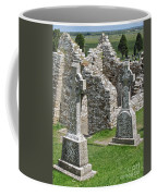 Crosses Of Clonmacnoise Coffee Mug