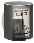 Crosses Voided Wrought Iron _ Nola Coffee Mug