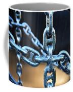 Crossing Chains Coffee Mug