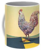 Crossing Chicken Coffee Mug